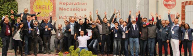 TVE - Photo de groupe SMET Flagy